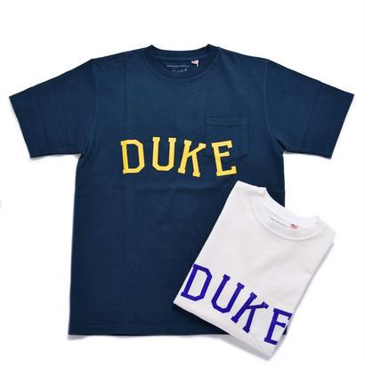 """ヘビーウェイトプリントシャツ Made in USA """"DUKE"""""""