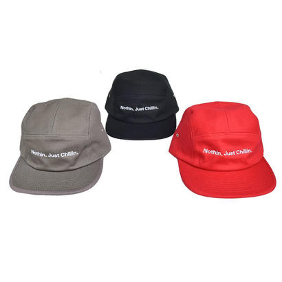 ※BLACK=完売【Sanslow】Chillin Jet Cap