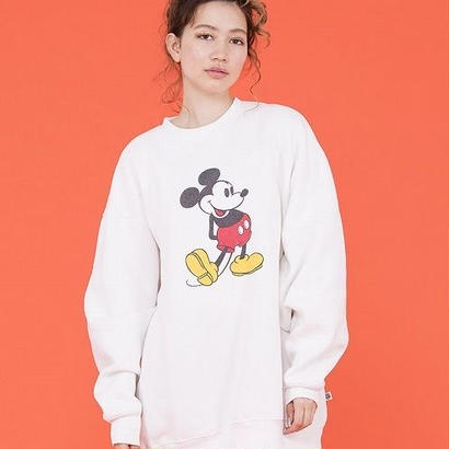 DISNEY ( MICKEY MOUSE )★ LITTLE SUNNY BITE SWETER