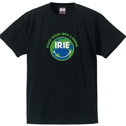 WITH A SMIRIE TEE -IRIE by irielife-