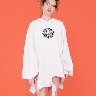LSB CHINESE SYMBOLIC SWEATER