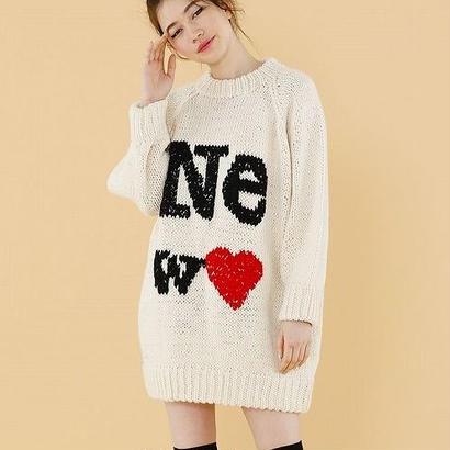 NEW ♡ KNIT DRESS