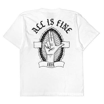 ALL IS FINE TEE -IRIE by irielife-