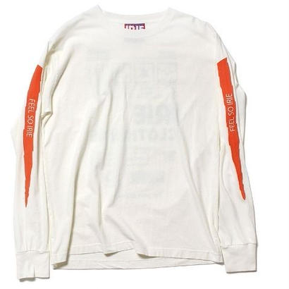 IRIE CLOTHING L/S TEE -IRIE by irielife-