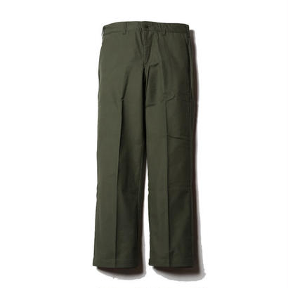OLD GERMANY CLOTH CHINO PANTS OLIVE CR-16S026