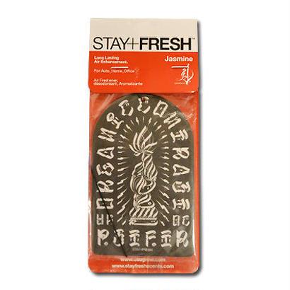 STAY+FRESH AIR FRESHENER USUGROW/JASMINE