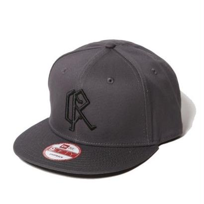 CUT RATE EMBROIDERY CAP GRAY CR-16AW009