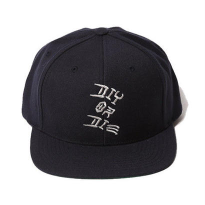 CUT RATE EMBROIDERY CAP NAVY CR-17SS076