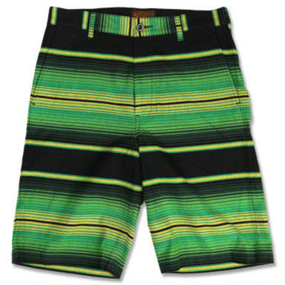 KUSTOM STYLE CABO SAN LUCAS SHORTS REGULAR FIT GREEN