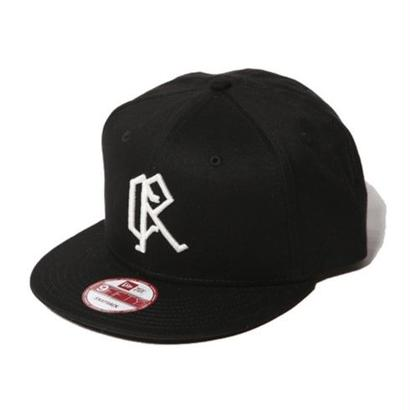 CUT RATE EMBROIDERY CAP BLACK CR-16AW009