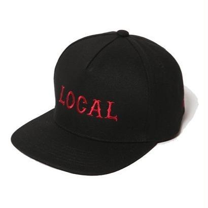 CUT RATE LOCAL CAP BLACK CR-16AW039
