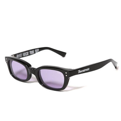 CUTRATE UNCROWD COLLABOLATE SUNGLASSES PURPLE CR-17SS001UN