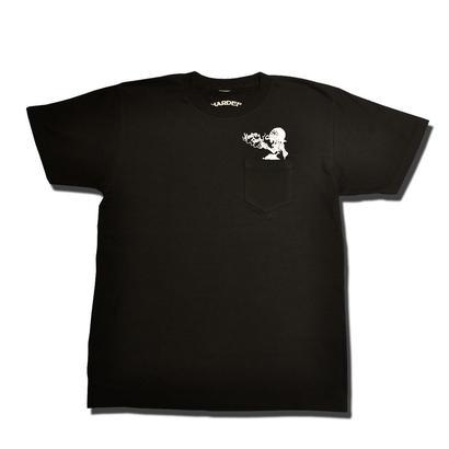 HARDEE BETWEEN US T-SHIRT BLACK