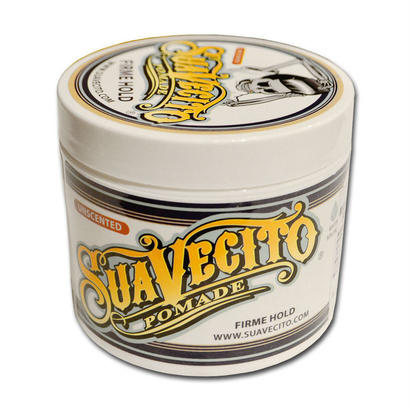 SUAVECITO POMADE FIRME HOLD UNSCENTED