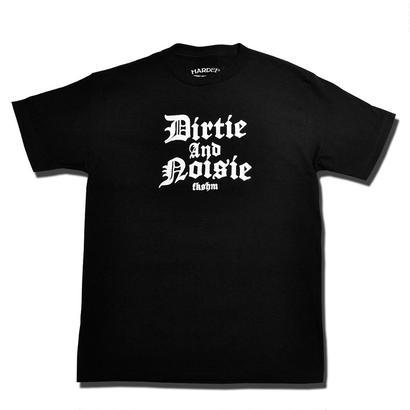 HARDEE ROUTE T-SHIRT BLACK