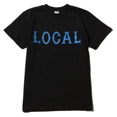 CUTRATE  LOCAL T-SHIRT  BLACK CR-17SS074