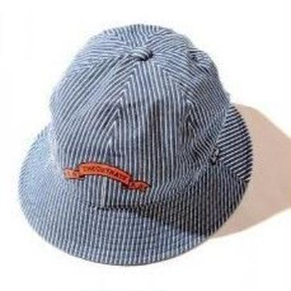 CUT RATE HICKORY METLO HAT BLUE CR-16ST053
