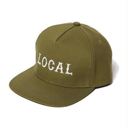 CUT RATE LOCAL CAP KHAKI CR-16AW039