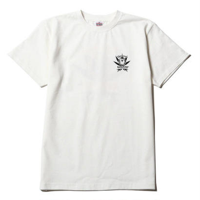 CUTRATE  COBRA T-SHIRT WHITE  CR-17SS063