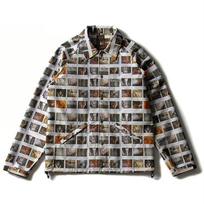 FUCT SSDD SPECTRA FILM COACH JACKET #41501