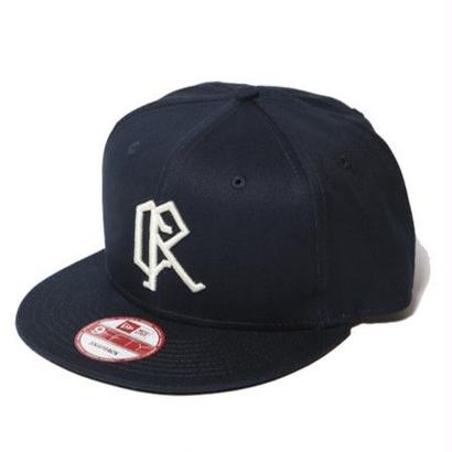 CUT RATE EMBROIDERY CAP NAVY CR-16AW009