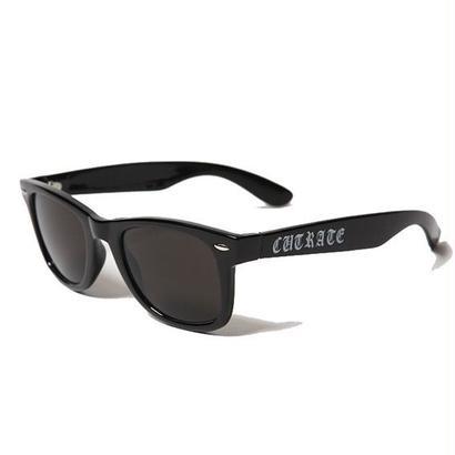 CUTRATE WAYFARER TYPE SUNGLASSES BLACK CR-16ST048