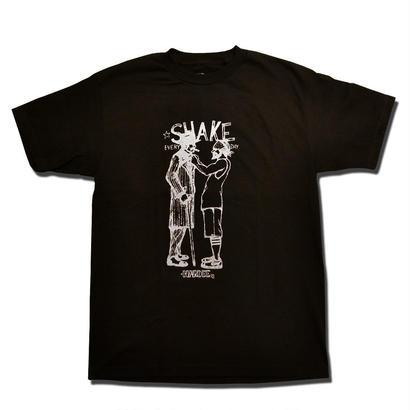 HARDEE SHAKE T-SHIRT BLACK