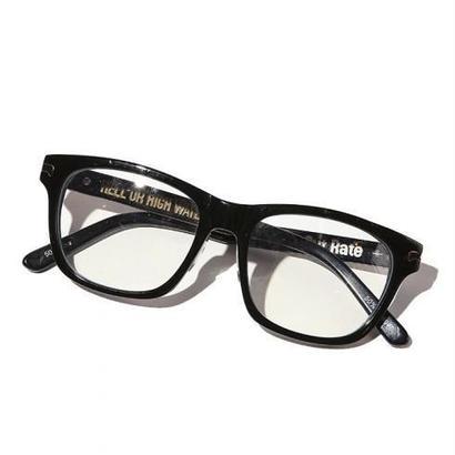 CUTRATE GLASSES BLK×CLR CR16-S065