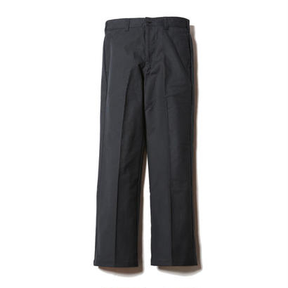 OLD GERMANY CLOTH CHINO PANTS BLACK CR-16S026