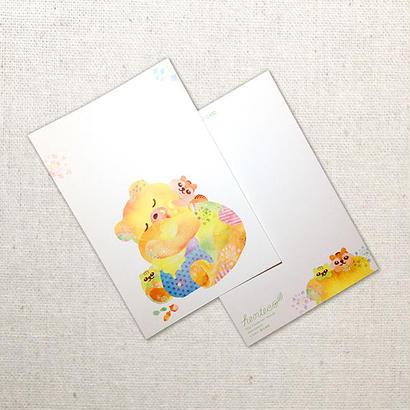 ポストカード G