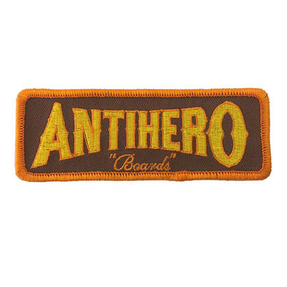 ANTI HERO BOARDS PATCH
