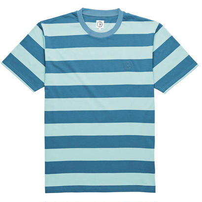 DEAR, x POLAR SKATE CO. BLOCK STRIPE TEE