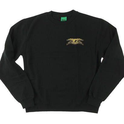 ANTI HERO STOCK EAGLE PATCH CREWNECK