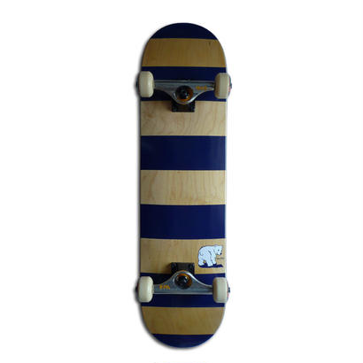 DEAR,  x POLAR SKATE CO. BLOCK STRIPE COMPLETE SET  (8.125 x 32inch)