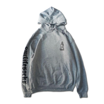 OUR LIFE FIRED UP HOODIE