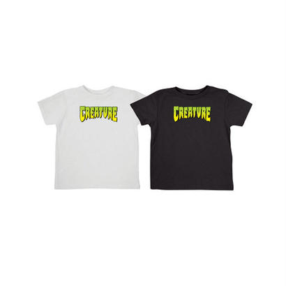 CREATURE LOGO TODDLER TEE
