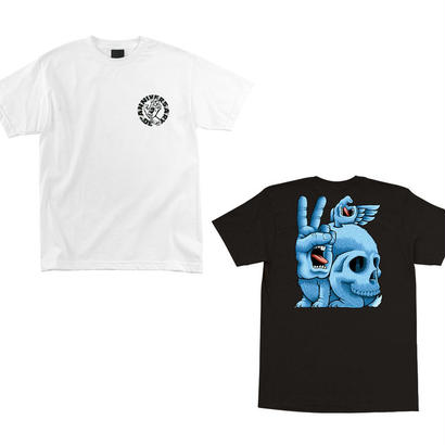 SANTA CRUZ x JEREMY FISH 30TH ANNIVERSARY HAND TEE