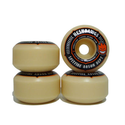 SPITFIRE x HESHDAWGZ LIMITED FORMULA FOUR(F4) WHEELS