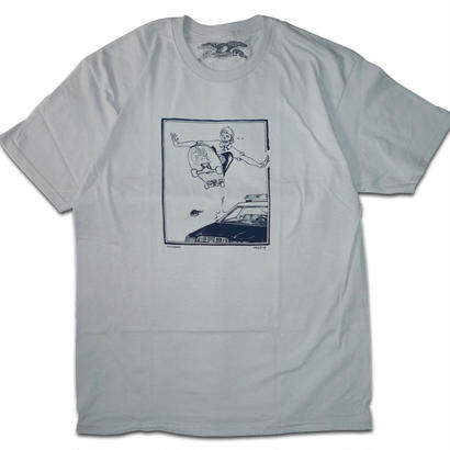 ANTI HERO LANCE MOUNTAIN CARDIEL SKULL TEE