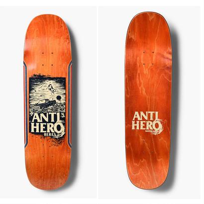 ANTI HERO RANEY BERES HURRICANE DECK   (8.63 x 32inch)