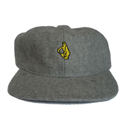KROOKED SHMOLO EMBROIDERY CAP