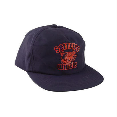 SPITFIRE CLEAN BURNER SNAPBACK CAP