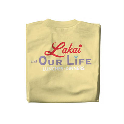 LAKAI x OURLIFE LUNCH TEE