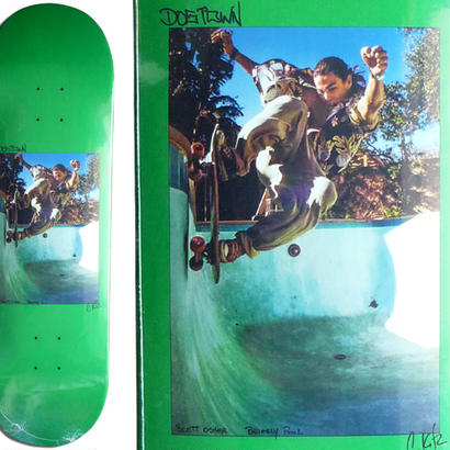 SALE! セール! DOGTOWN  SCOTT OSTER  PHOTO DECK  (8.75 x 33inch)