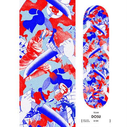 EVISEN DOSU DECK (8.125 x 31inch)