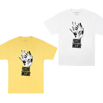 FUCKING AWESOME FINGERS TEE