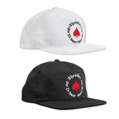 THRASHER OATH SNAPBACK CAP