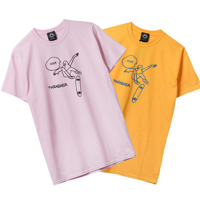 THRASHER  KCUF BY GONZ TEE