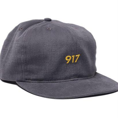 CALL ME 917 AREA CODE STRAPBACK CAP