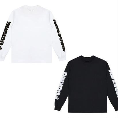 FUCKING AWESOME TEETH L/S TEE